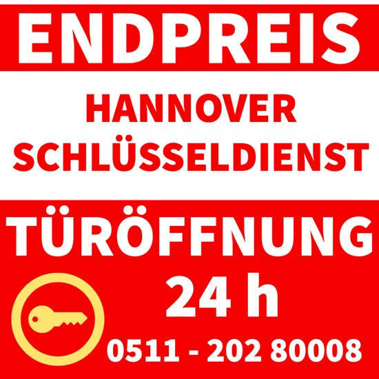 Schlüsseldienst Ricklingen Hannover Fixpreis
